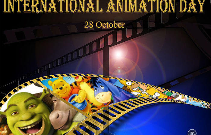 International Animation Day – 28 October