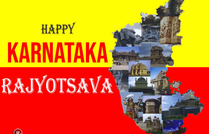 Rajyotsava Day – Karnataka formation day
