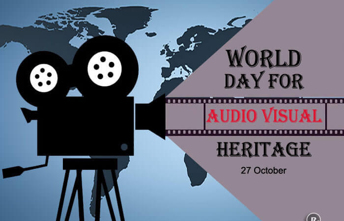 World Day for Audio Visual Heritage