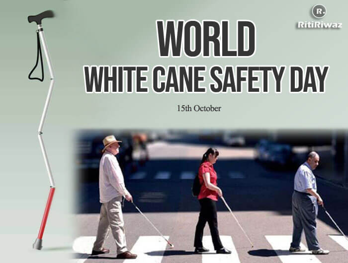 World White Cane Safety Day