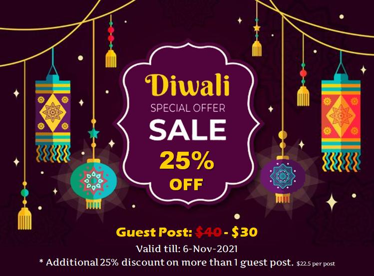 Diwali Sale 2021