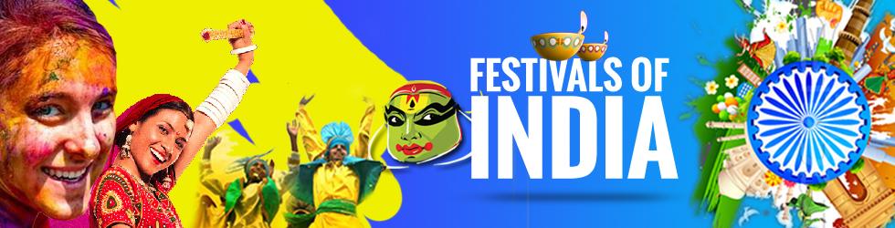 Indian Festivals Calendar 2017